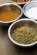 Spice Prints - Spices Print by Edward Fielding