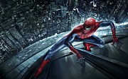 Spider Man 210 Print by Movie Poster Prints