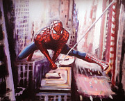 Paul Mitchell - Spider-Man