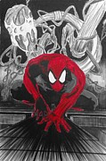 Justin Moore - Spider-Man Red