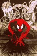 Justin Moore - Spider-Man RED...