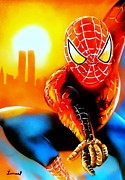 Ismael Paint - Spiderman