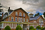 Western Carolina University Photos - Spilman Hall at Mars Hill College by Ryan Phillips