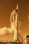 Arnis Macans - Spinnaker Tower...