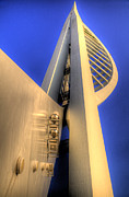 Simon West - Spinnaker Tower...