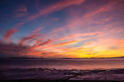 Dean Chytraus - Spiral Jetty Sunset