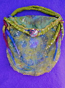 Featured Jewelry - Spiral Moss Bag by Mirinda Reynolds
