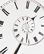 Robin Treadwell  - Spiraling Clock