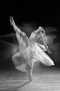 Ballet Slippers Prints - Spirit Dance Print by Cindy Singleton
