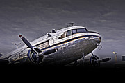 Dc-3 Plane Prints - Spirit of Skeena Print by Cindy McDonald