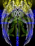 Spirit Of The Dragon Print by Christopher Gaston