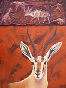Nancy Jolley Art - Spirit of the Savanna by Nancy Jolley