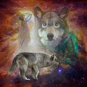 Maureen Tillman - Spirit of the Wolf