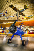 Stearman Prints - Spirit of Tuskegee Print by Jerry Fornarotto