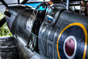 Spitfire Prints - Spitfire Print by Ian Hufton