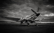 Steve Rowland - Spitfire in Black and...