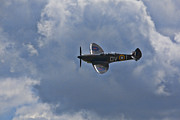 Spitfire Photos - Spitfire Mk9 by Graham Moore