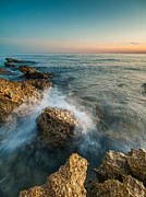 Seascape Photos - Splash by Davorin Mance