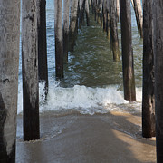 Under The Ocean Photo Prints - Splash Print by Kay Pickens
