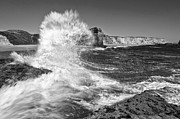 Jamie Pham - Splash - Panther Beach in Santa Cruz California.
