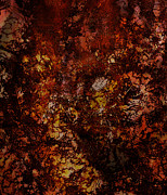 Most Metal Prints - Splattered  Metal Print by James Barnes