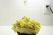 Avant Garde Photograph Acrylic Prints - Splenda Bouquet Acrylic Print by Paulette Wright