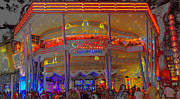 Walt Disney World Digital Art - Splitsville opening by David Lee Thompson