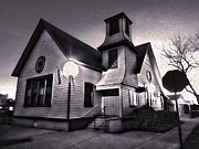 Gregory Dyer - Spooky Chino Church - 01