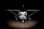 Cessna Photos - Spotlight on You by Paul Job