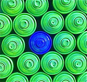 Spray Paint Cans Photos - Spray Paint Cans by Linda Everson