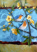 Anke Wheeler - Spring Birds