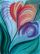 Growth Pastels - Spring by Birgit Seeger-Brooks