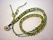 Wrap Jewelry - Spring Buds by Bonnie Harper