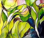 Spring Print by Christine Alexander