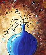 Megan Duncanson Metal Prints - Spring Has Sprung Metal Print by Megan Duncanson