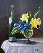 Vesna Martinjak - Spring in a glass