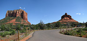 Arizona Sedona Prints - Spring In Sedona Print by Bedros Awak