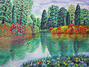 Ronald Haber - Spring In Tatton Park