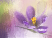 Spring Is Here Print by Diane Schuster
