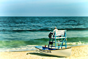 Jersey Shore Photo Metal Prints - Spring Lake Metal Print by Olivier Le Queinec