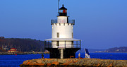 Ledge Photos - Spring Point Ledge Lighthouse 8232 by Chuck Smith