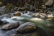 Moving Water - Spring Runoff by Mitch Shindelbower
