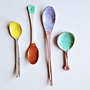 Casi Wonderland - Spring Spoon Collection...