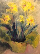 Karen Carmean  - Spring Yellow