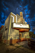 Springs Theater Co Print by Marvin Spates