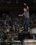 Bruce Springsteen Art - Springsteen in Motion by Jeff Ross