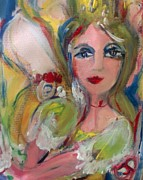 Judith Desrosiers - Springtime fairy of the...