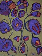 Springtime  Print by Oscar Penalber