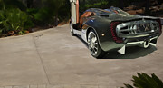 Expensive Photos - Spyker C12 Zagato by Cheryl Young
