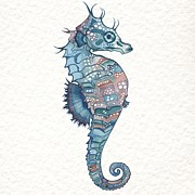 Tamara Phillips - Square Sea Horse